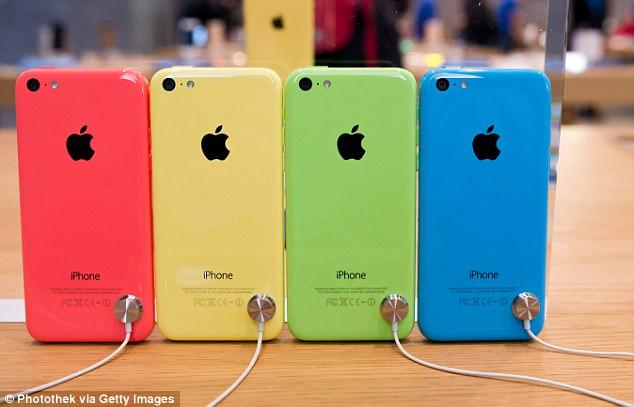 传苹果今年推出彩壳版iPhone 多种配色可选