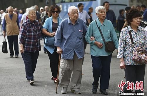 老龄蓝皮书:中国人口老龄化程度持续加深