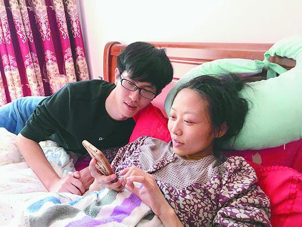 女子怀孕7月查出肝癌 母亲哭求弃子保命她狠心拒绝