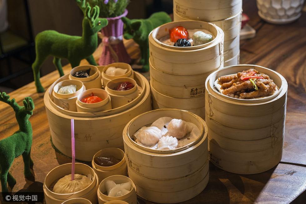 广东早茶:叹的是精致与闲暇的时光