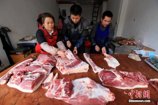 猪肉创八年新低部分养殖户巨亏离场 行业加速洗牌