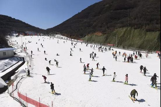 伍斌:未来5年或将出现单季百万游客滑雪场