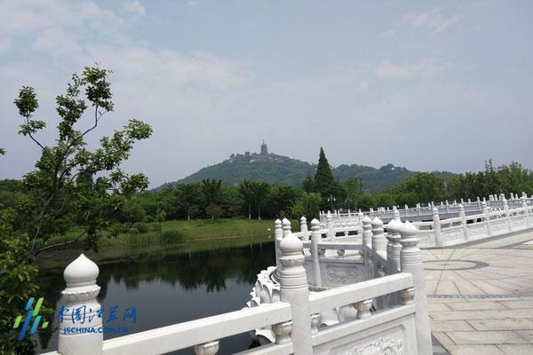 """【美丽中国长江行】绿色生态江岸线 见证""""绿意""""南通的嬗变"""