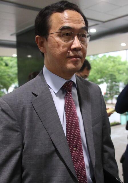 韩统一部部长:将致电朝鲜表明立场 内容仍在商讨中