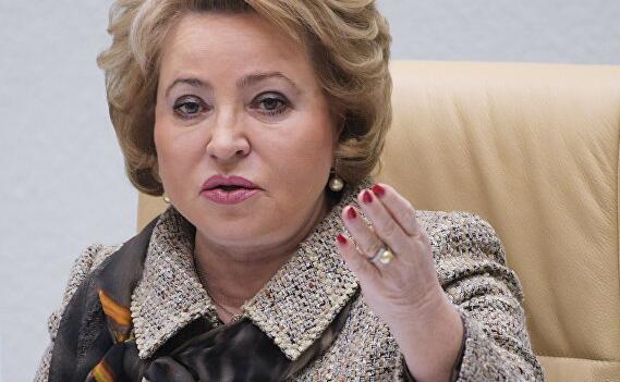 俄联邦委员会主席马特维延科拟访朝