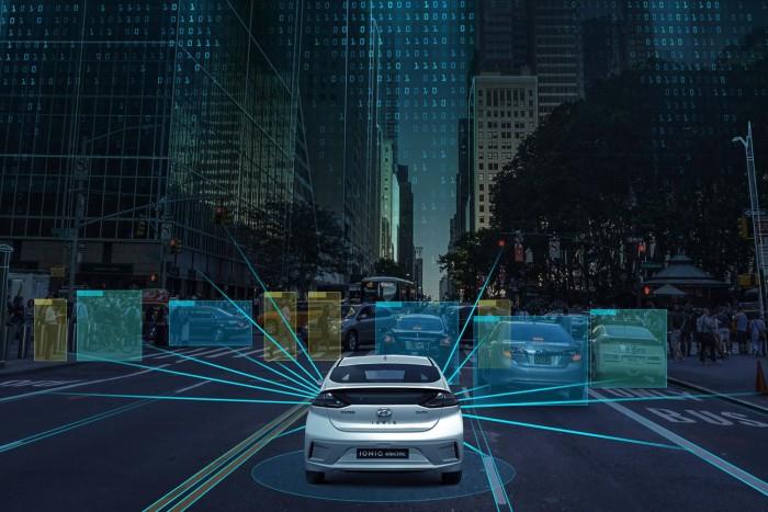 现代投资Metawave:将为自动驾驶汽车带来更好雷达