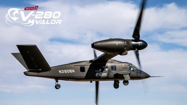重大进展!美国V280新一代旋翼机实现高速平飞