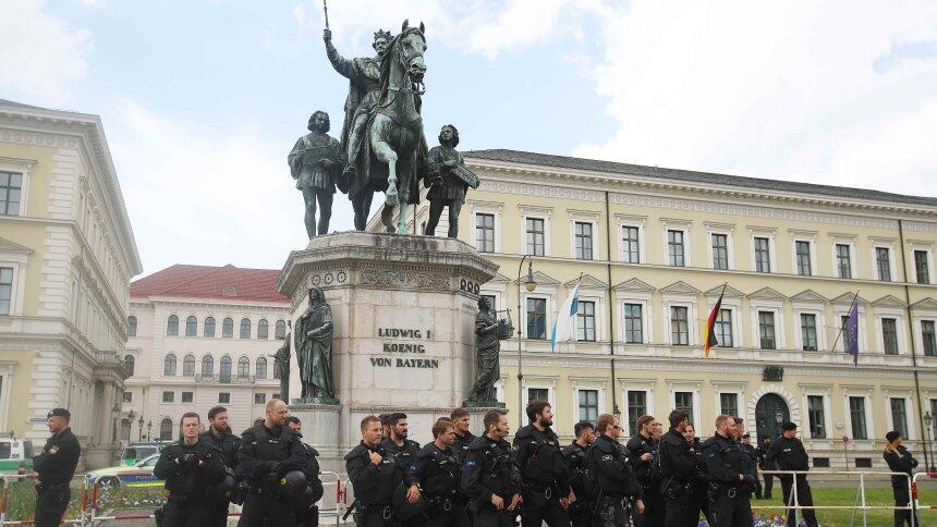 """""""德国最严厉警察法""""惹争议 巴伐利亚州长:必须以国家大局为重"""