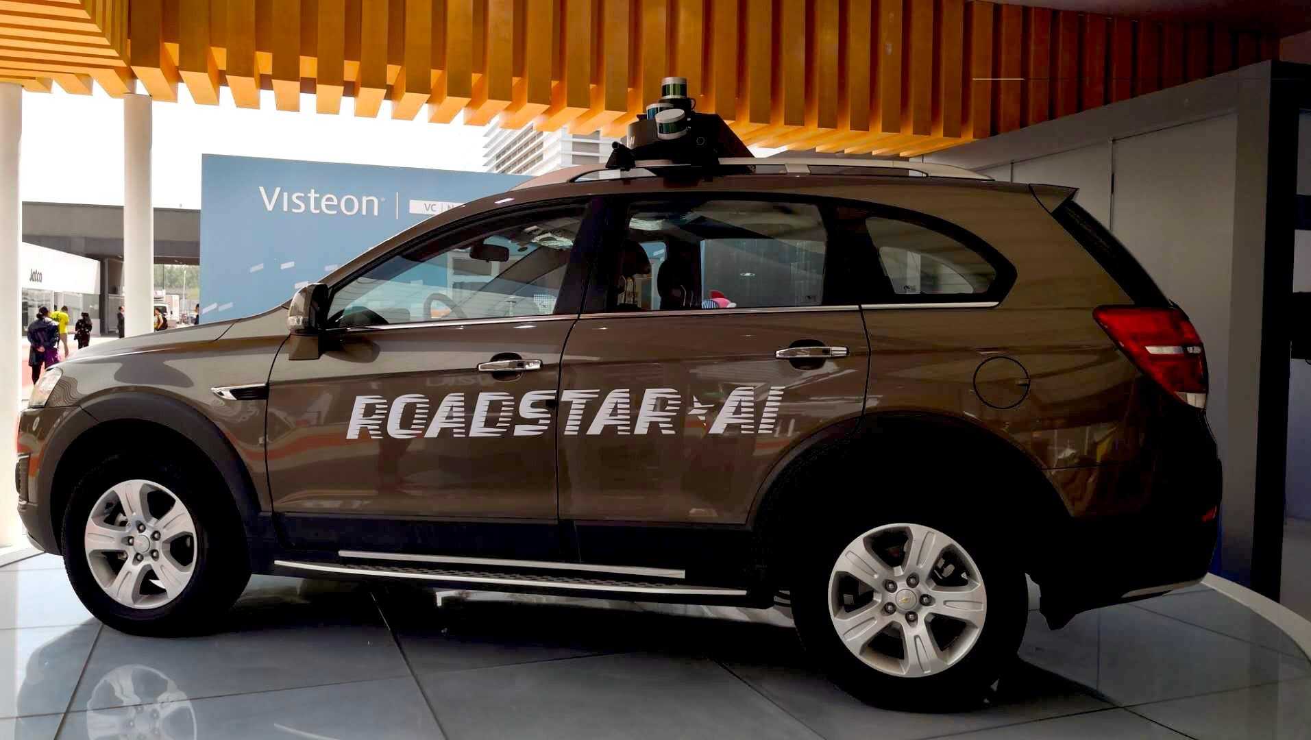 中国无人车Roadstar.ai融资1.28亿美元 国内最高融资额