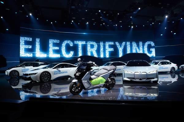 宝马集团4月全球销量同比增长1.2% 电动汽车贡献瞩目