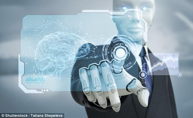 1/3中青年男性的工作 2050年前将被机器人取代