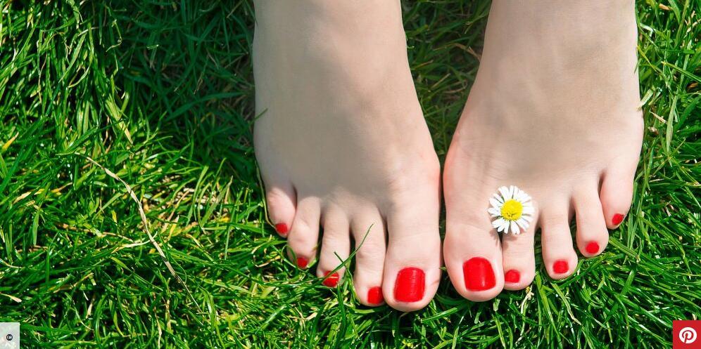 """美丽一""""夏"""" ,海边度假露出你的脚趾甲!"""