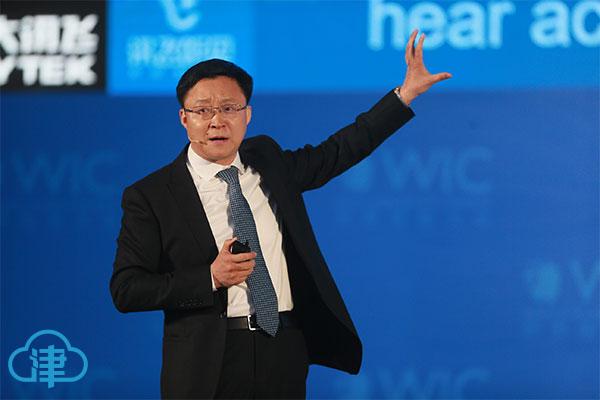 刘庆峰:坚持源头技术引领 不把楼房盖在别人院子里