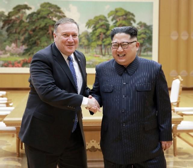 """朝鲜突然""""变脸"""" 朝美领导人还见么?"""