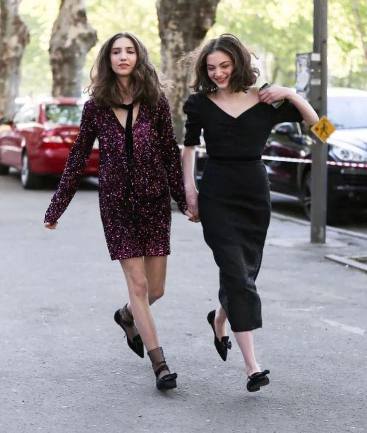 这双平底鞋不一婷美清凉三件套般,穿上4个字:显高显白