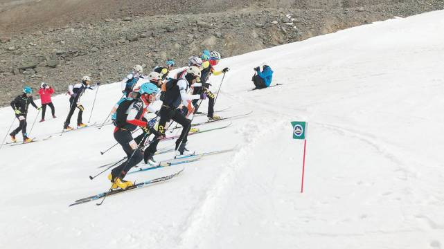 来年再聚青海!岗什卡高海拔世界滑雪登山赛落幕
