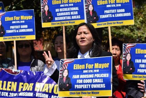 美媒:旧金山市长选举已可寄回选票 华裔候选人呼吁投票