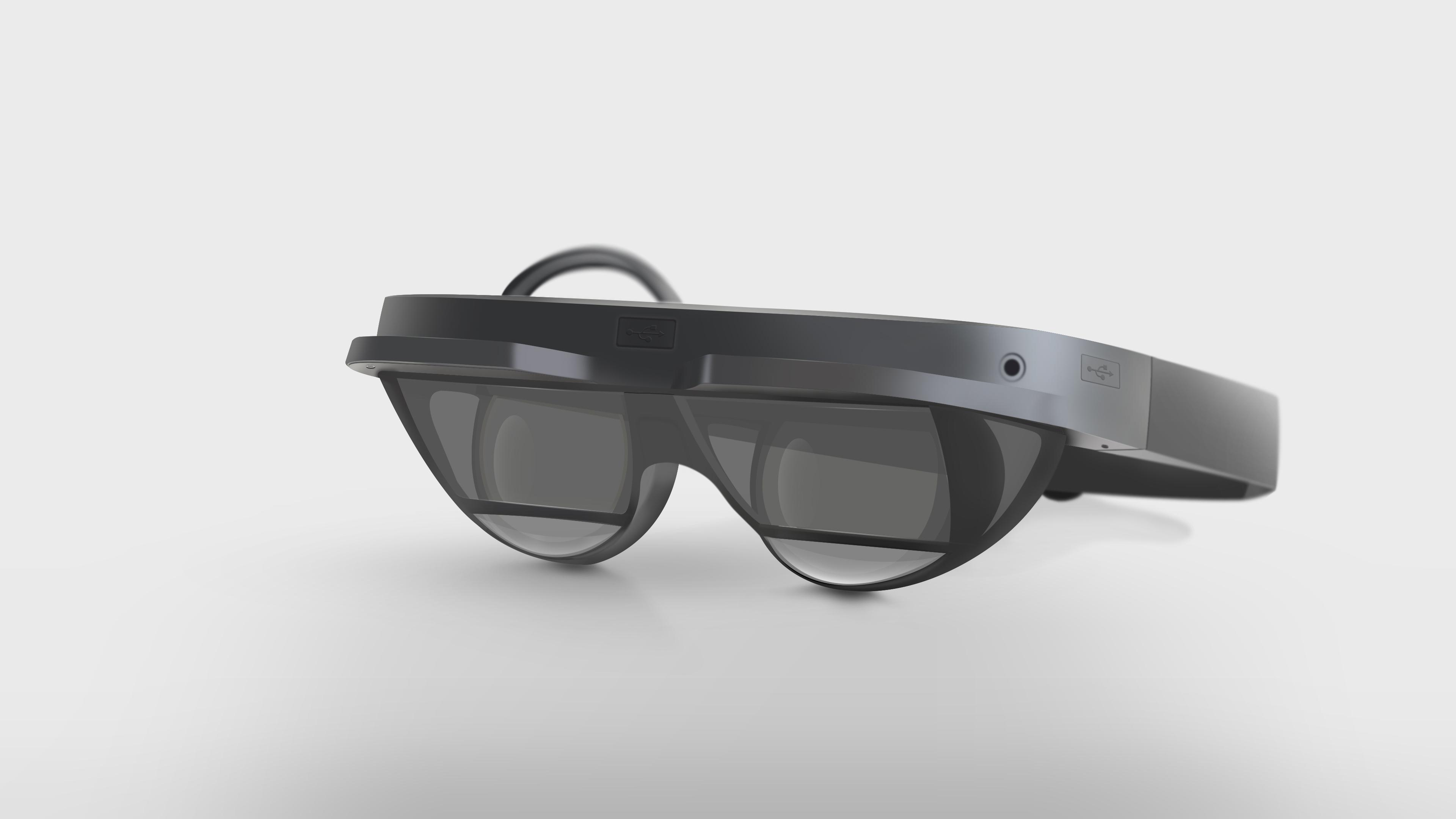 蚁视AR新品MIX上线美国众筹 96°大视角 轻便小巧
