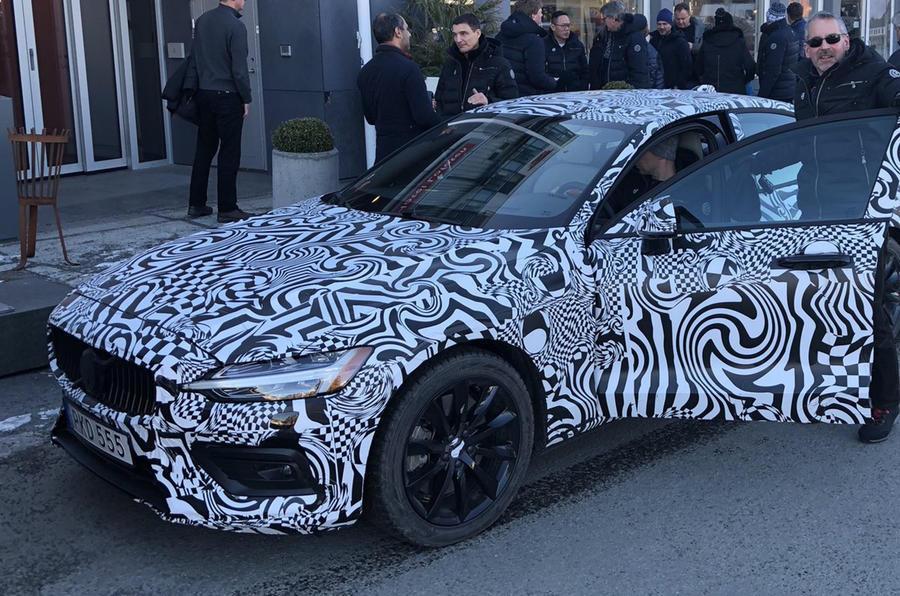 沃尔沃全新S60将摒弃柴油引擎 迈向电动化第一步