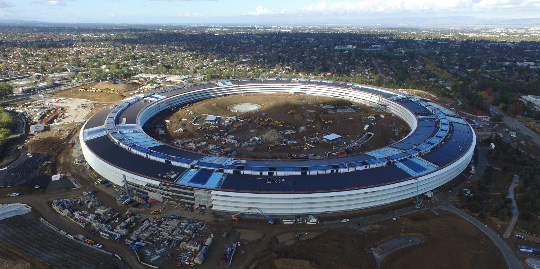 外媒猜测苹果有意在这两个地方选址建新园区