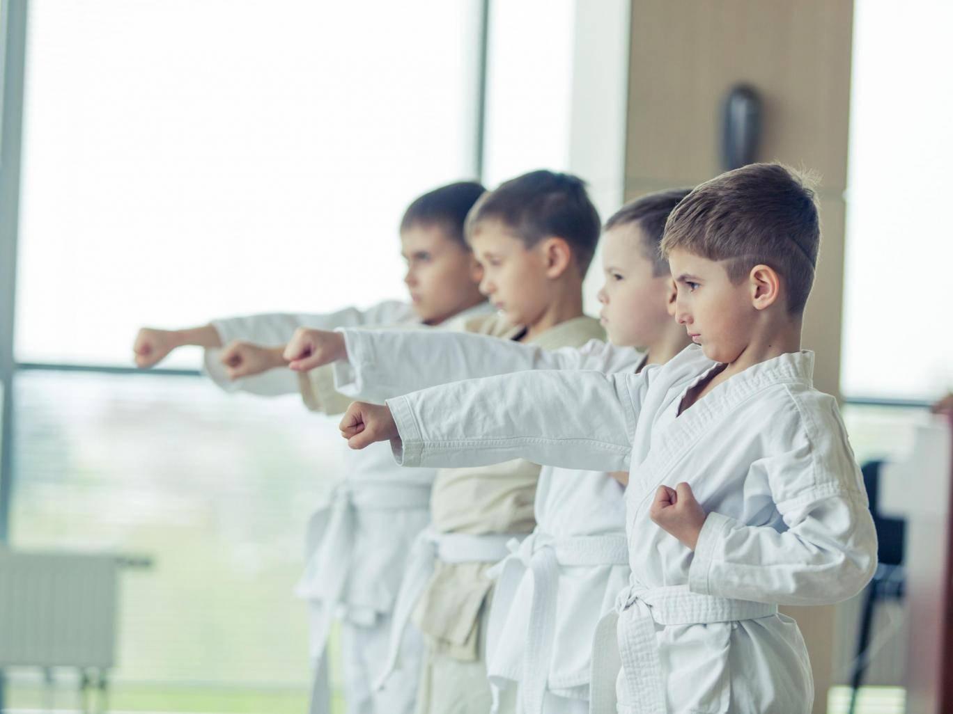 研究证实:无论老少练武术都可增强脑力