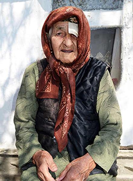 俄129岁寿星历经太多动荡 称活着是老天的惩罚