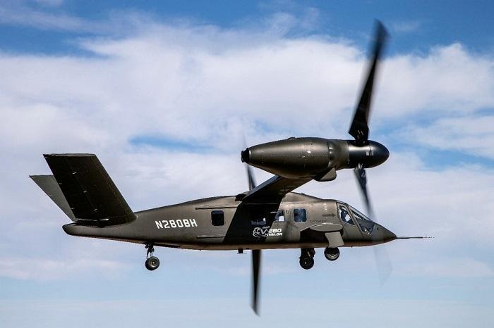 贝尔V-280 Valor完成首次巡航飞行 极速352km/h