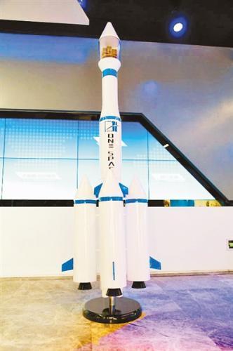 中国首枚民营研发商业火箭今发射 有哪些黑科技