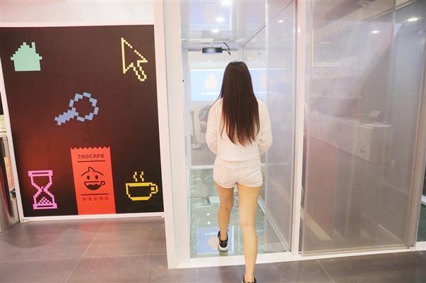 外媒:中国人对新技术更开放 无人店模式更适合中国
