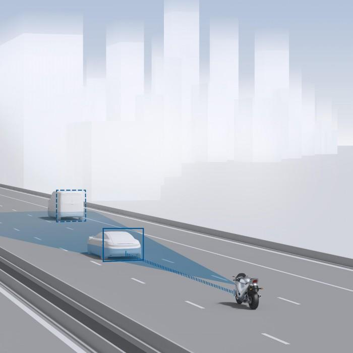 博世打造摩托专属ADAS:计划2020年投入使用