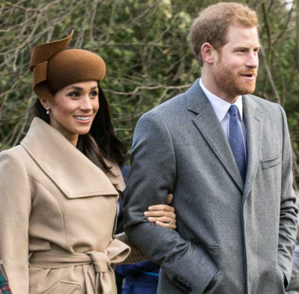 英皇室婚礼用面部识别技术来发现《金装律师》演员