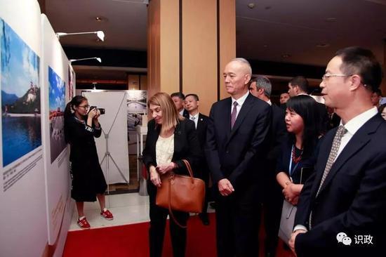 市委书记蔡奇访问这三个欧洲城市 与北京密切相关