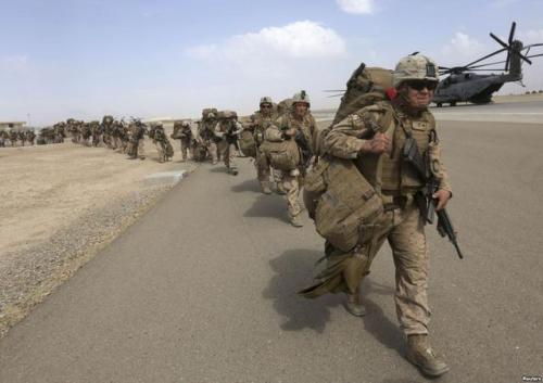 美反恐15年花了2.8万亿 比俄印韩军费总和还多