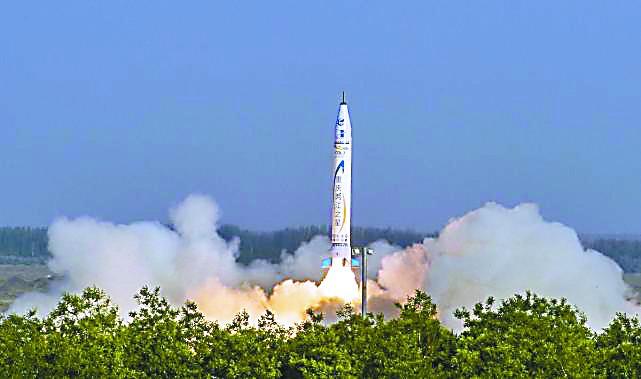 中国首枚民营商业火箭发射 却暴露出一个问题