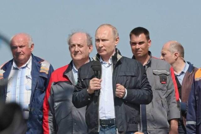 美媒怂恿乌克兰炸克里米亚大桥 俄专家:白日做梦