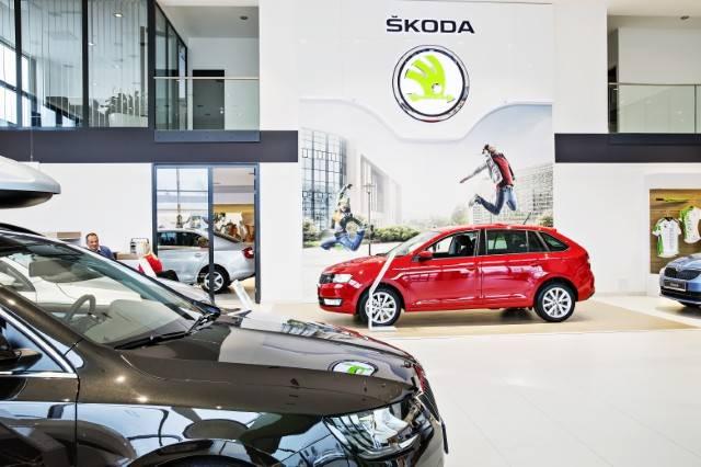 斯柯达4月全球销量首破10万大关 同比增长10.1%