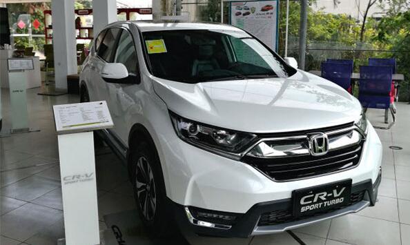召回申请被受理 本田将在中国重启CR-V销售