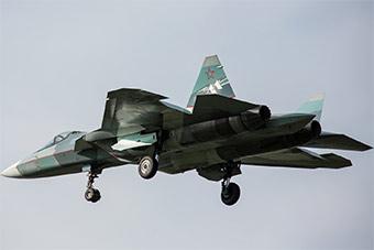 """俄T50战机进入""""产品30""""发动机第二阶段测试"""
