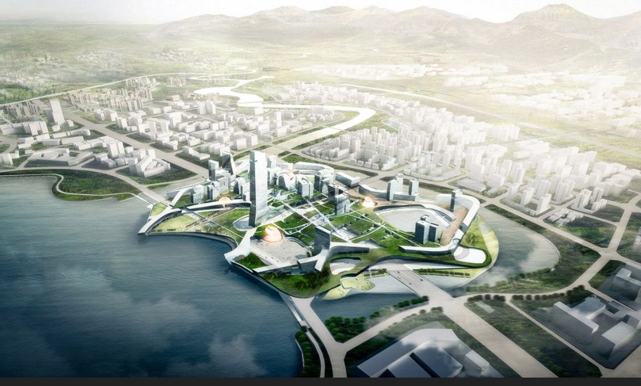 """外媒:中国打造的""""独角兽岛""""将成为下一个硅谷"""