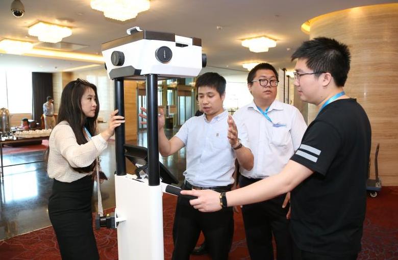 NavVis GmbH CEO:中国市场对室内空间数字化产品需求巨大