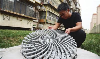 天津老旧小区海绵城市改造试点启动 6个小区预计7月底完工