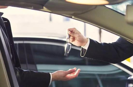 车钥匙上这几个秘密 很多人开到报废也不知道