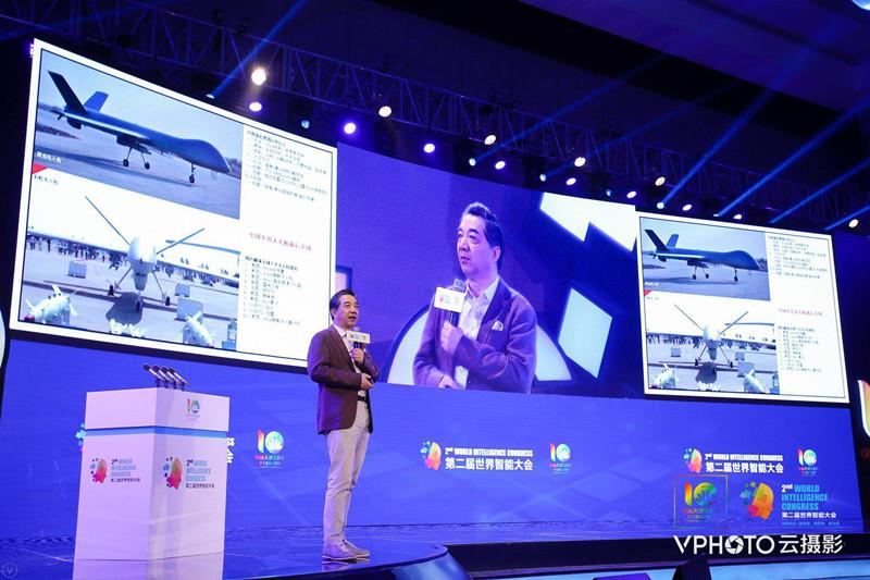 张召忠:促进无人机发展,我国应逐步开放低空飞行