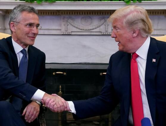 特朗普因这事要向北约盟友开刀 德国被点名批评
