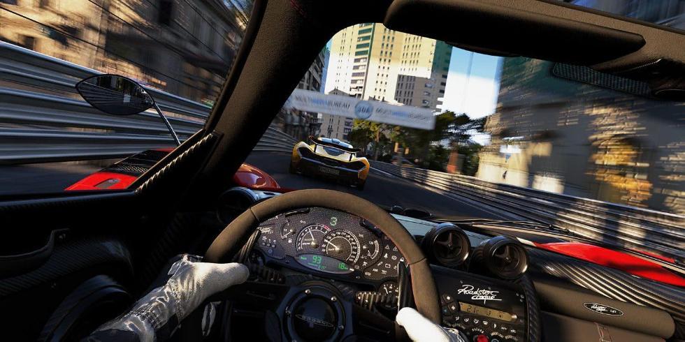 真实系竞速《赛车计划》将搬上iOS平台