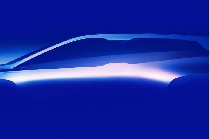 宝马分享iNext电动汽车设计方向 预计三年后量产