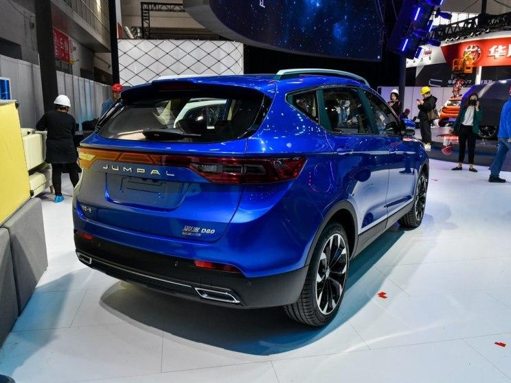 骏派D80将于8月上市 天津一汽新车规划
