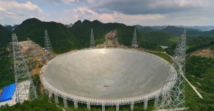 """""""天眼""""升级FAST巡天提速5倍 或发现更多脉冲星"""