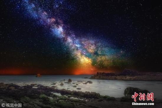 宇宙最初星体如何形成?距地132.8亿光年银河发现氧