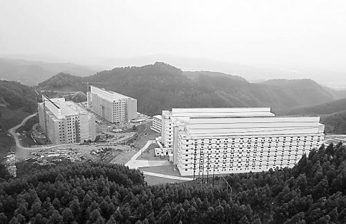 英媒:中国豪华养猪大楼你见过没?太酷了!